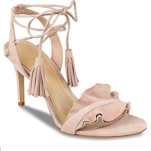 The Marc Fisher Bamba Sandal Heels